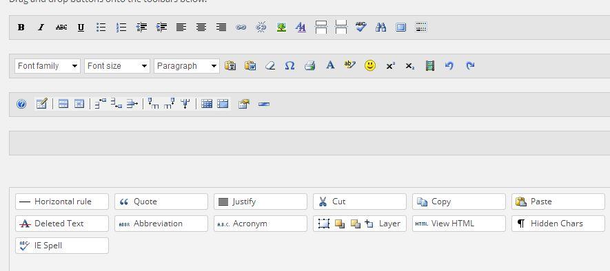 Premium plugin : Ajouter des options à l'éditeur de texte de votre blog