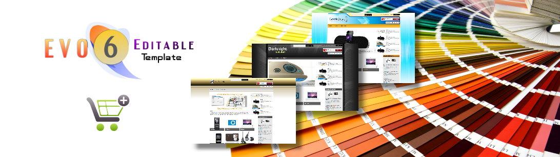 Téléchargement : L'editeur de thème Prestashop EVO6  gratuit !