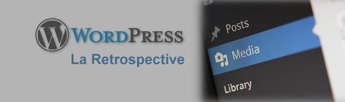 L'Histoire de WordPress – Restrospective