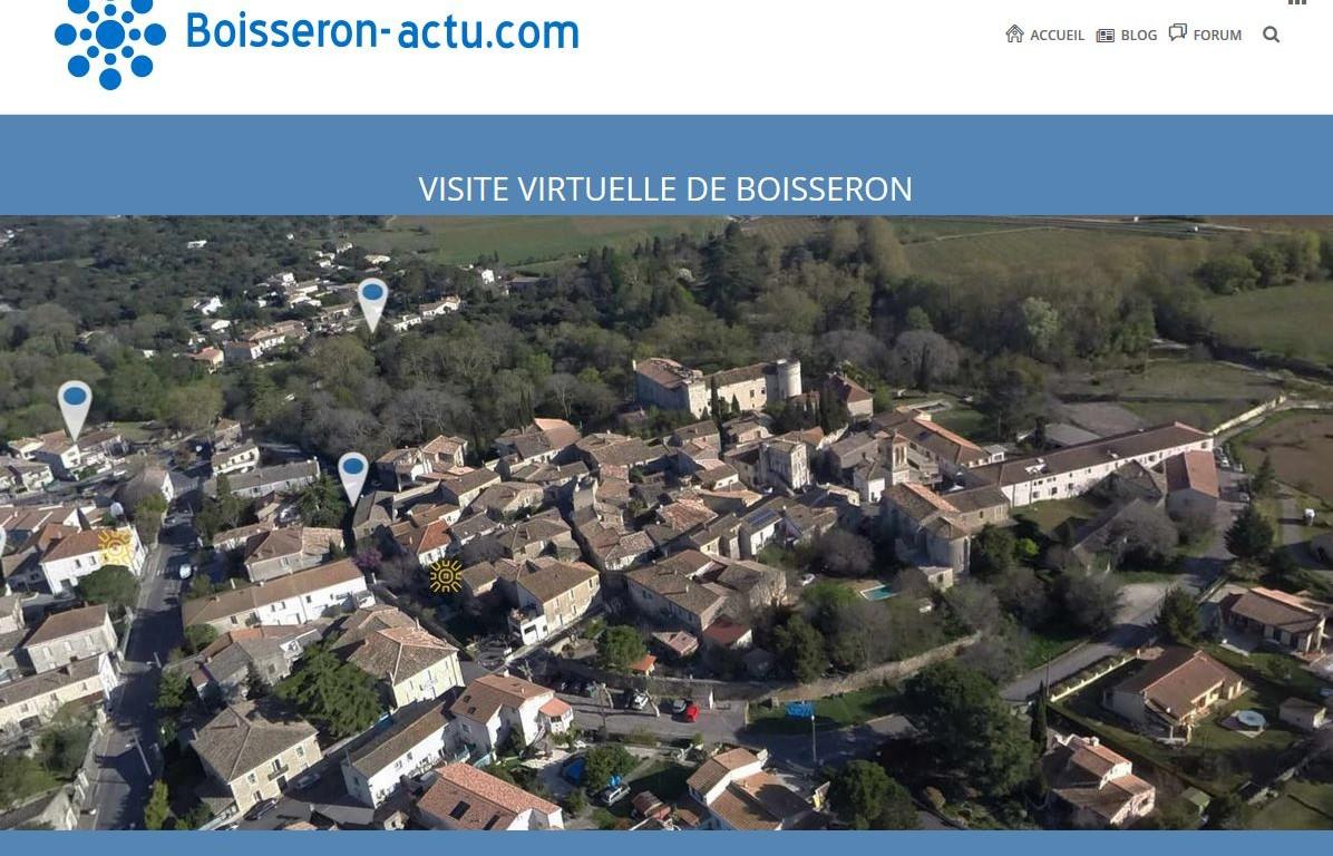 Boisseron Actu