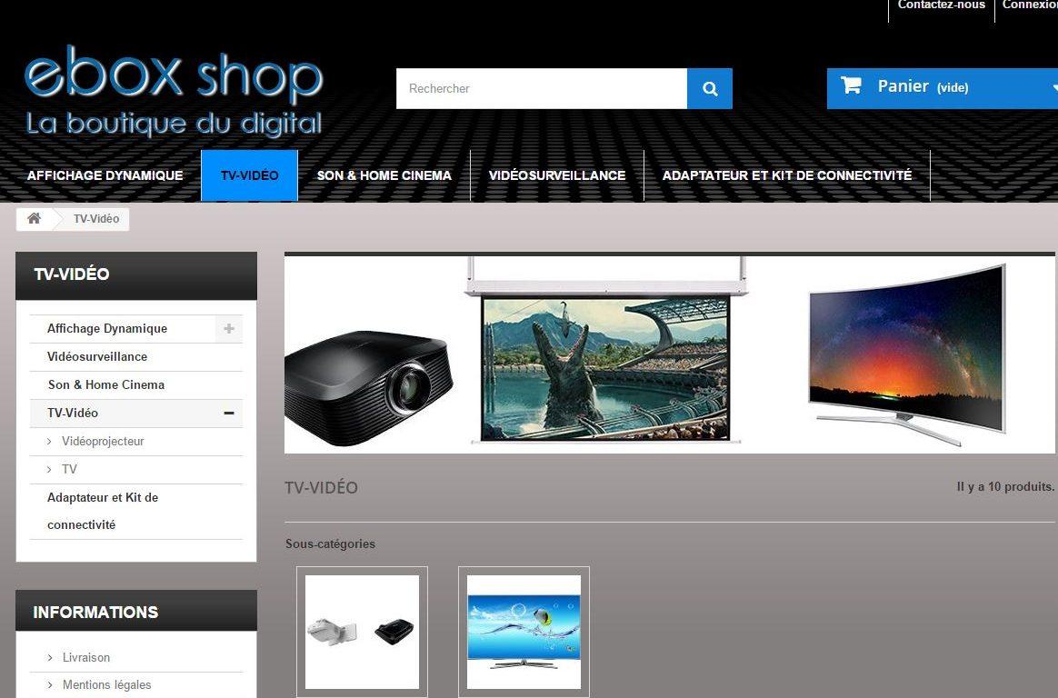 Ebox Shop