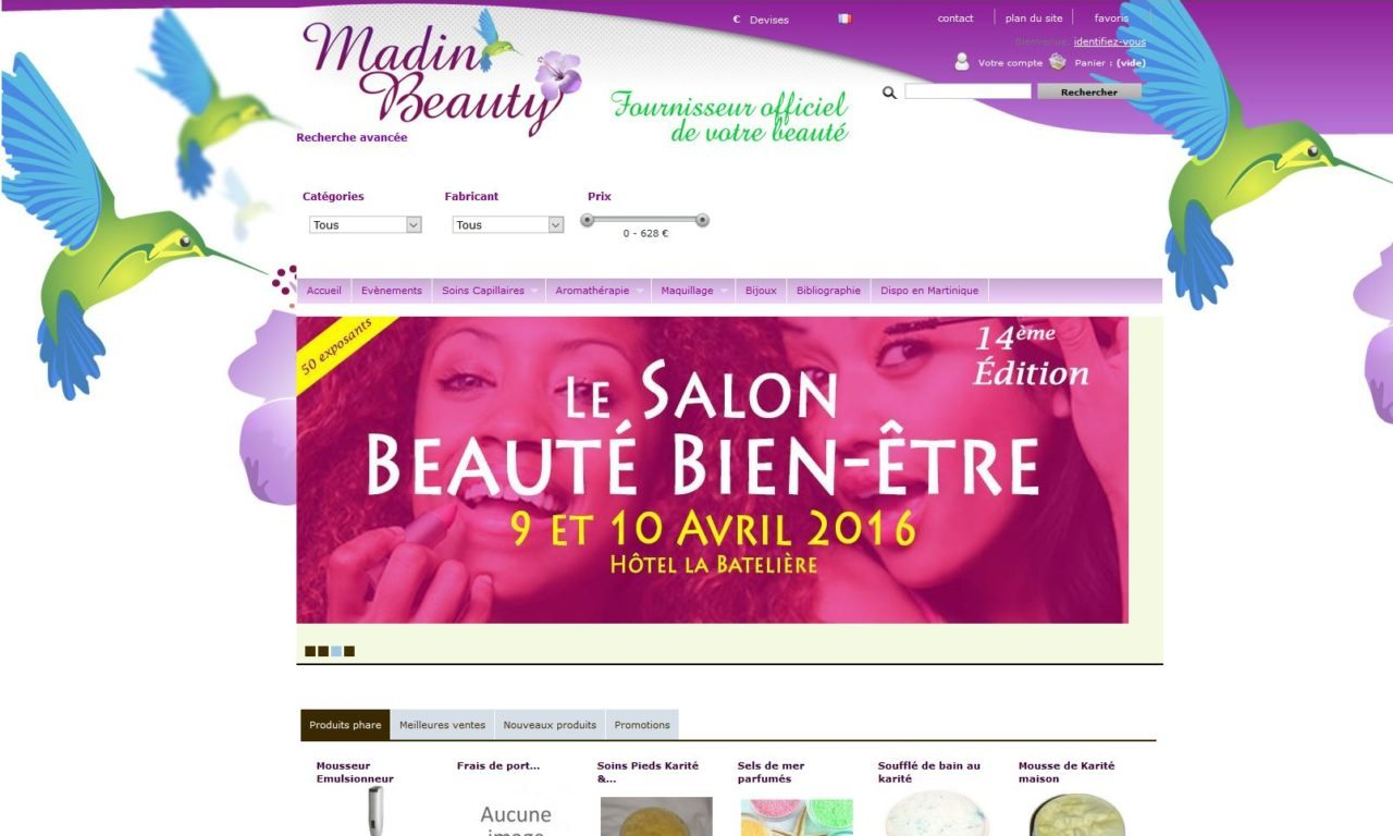 Madin Beauté