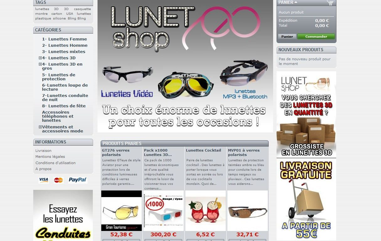 LunetShop