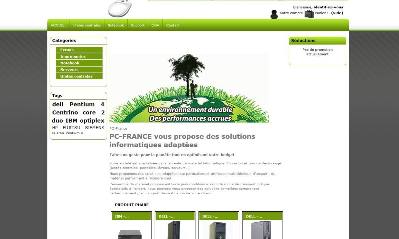 PC France