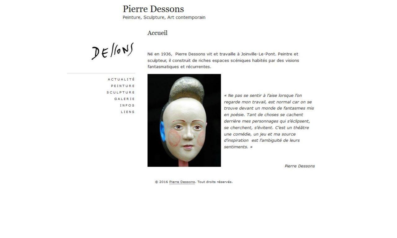 Pierre Dessons