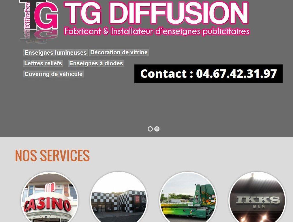 TG Diffusion