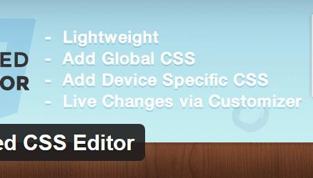 5 Plugins CSS gratuits pour la modification en direct de votre site WordPress